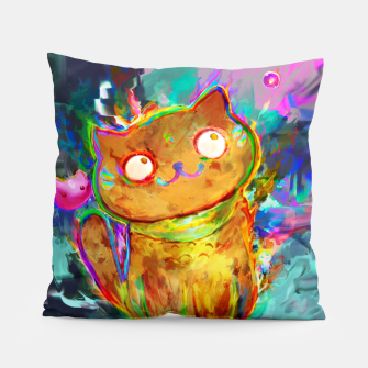 Miniaturka cat Pillow, Live Heroes
