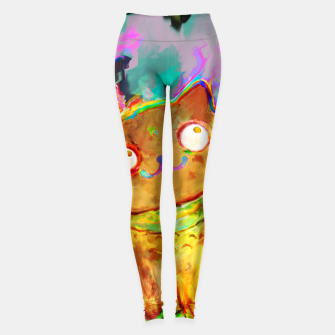 Miniaturka cat Leggings, Live Heroes