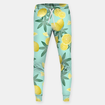 Thumbnail image of Lemon Twist Vibes #4 #tropical #fruit #decor #art  Hosen, Live Heroes