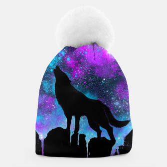 Thumbnail image of Space Howl Beanie, Live Heroes