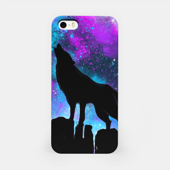 Thumbnail image of Space Howl iPhone Case, Live Heroes