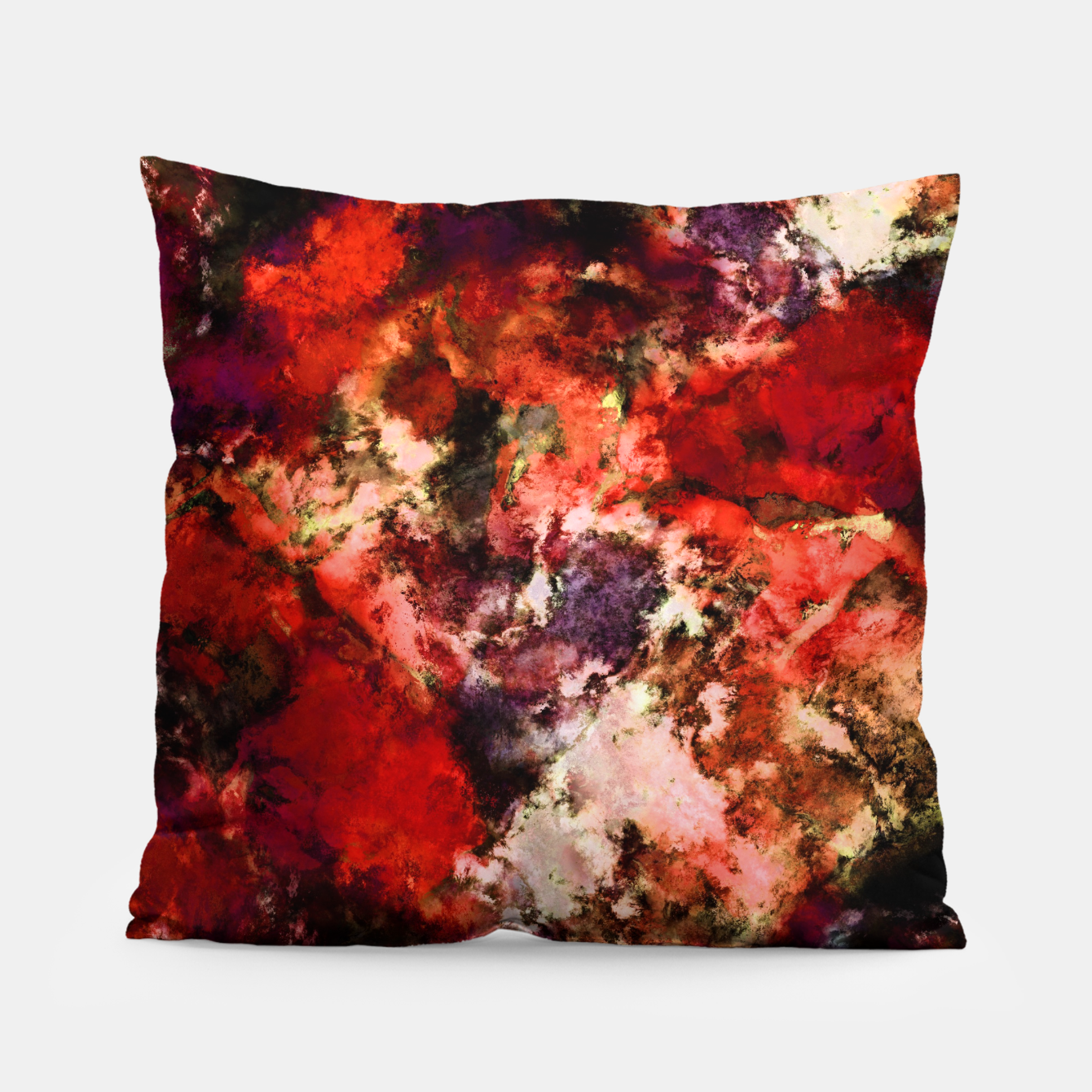 Image of Impulse 3 Pillow - Live Heroes