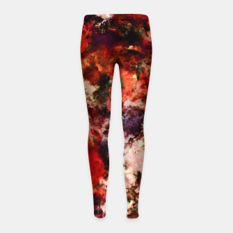 Thumbnail image of Impulse 3 Girl's leggings, Live Heroes