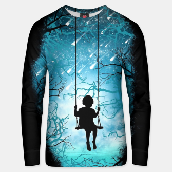 Thumbnail image of Playful Mind Unisex sweater, Live Heroes