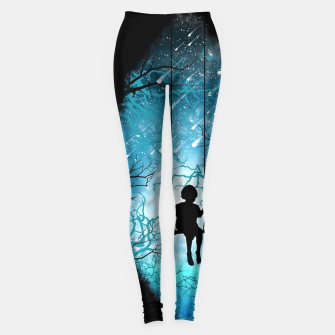 Miniatur Playful Mind Leggings, Live Heroes