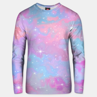 Psychedelic Space Unisex sweater thumbnail image