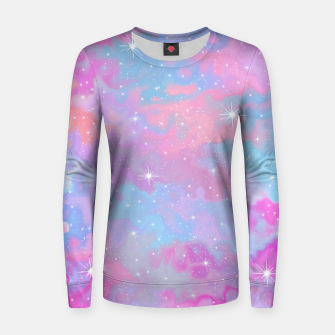 Psychedelic Space Women sweater thumbnail image