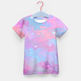Miniaturka Psychedelic Space Kid's t-shirt, Live Heroes