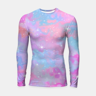 Thumbnail image of Psychedelic Space Longsleeve rashguard , Live Heroes