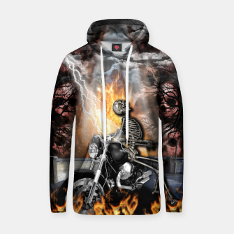 Thumbnail image of GO TO HELL Sudadera con capucha, Live Heroes