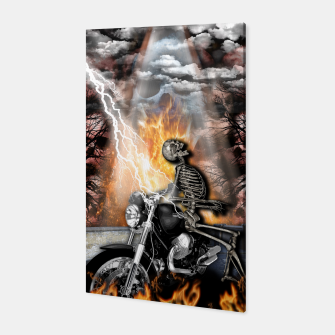 Thumbnail image of GO TO HELL Canvas, Live Heroes