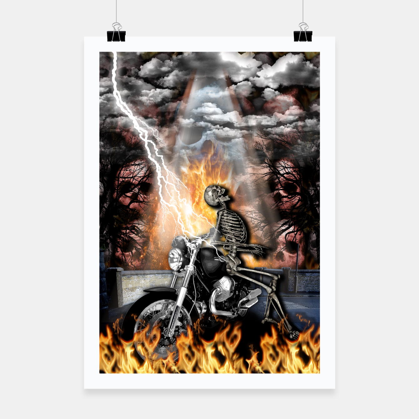 Image of GO TO HELL Cartel - Live Heroes