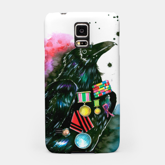 Thumbnail image of warrior Samsung Case, Live Heroes