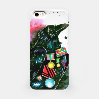 Thumbnail image of warrior iPhone Case, Live Heroes