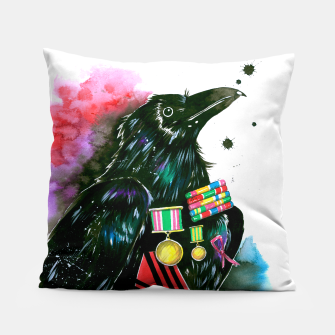 Thumbnail image of warrior Pillow, Live Heroes