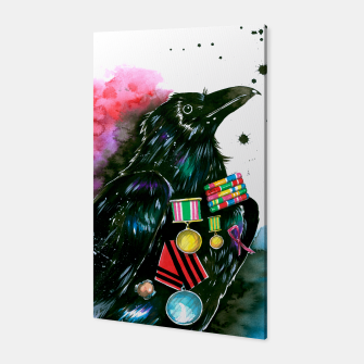 Thumbnail image of warrior Canvas, Live Heroes
