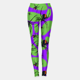 Thumbnail image of Halloween Leggings, Live Heroes