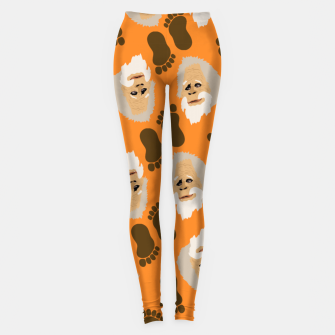 Miniaturka  Harry Bigfoot Leggings, Live Heroes