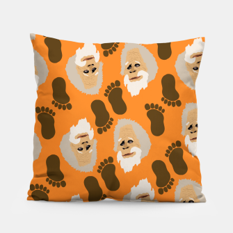 Miniaturka  Harry Bigfoot Pillow, Live Heroes