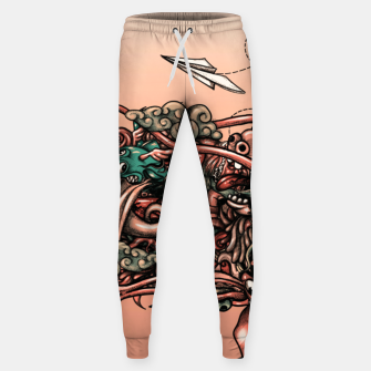Miniaturka Head Scream Doodle Sweatpants, Live Heroes