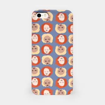 Thumbnail image of Chucky and Bride iPhone Case, Live Heroes