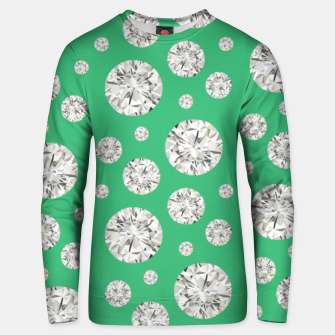 Thumbnail image of Diamonds in the Sky Unisex sweater, Live Heroes