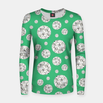 Thumbnail image of Diamonds in the Sky Women sweater, Live Heroes