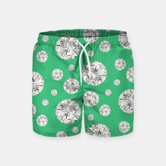 Thumbnail image of Diamonds in the Sky Swim Shorts, Live Heroes
