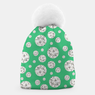 Thumbnail image of Diamonds in the Sky Beanie, Live Heroes