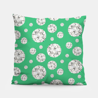 Thumbnail image of Diamonds in the Sky Pillow, Live Heroes