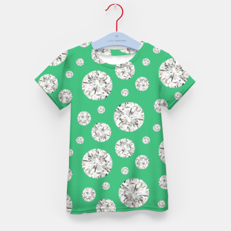 Thumbnail image of Diamonds in the Sky Kid's t-shirt, Live Heroes