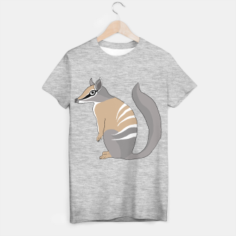 Thumbnail image of numbat t shirt, Live Heroes