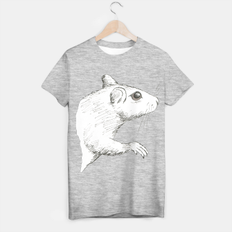 Thumbnail image of cute rat t shirt, Live Heroes