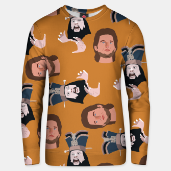 Thumbnail image of Trouble in Little China Unisex sweater, Live Heroes