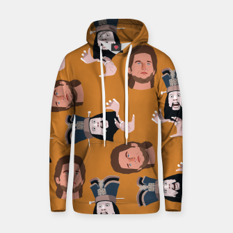Thumbnail image of Trouble in Little China Hoodie, Live Heroes