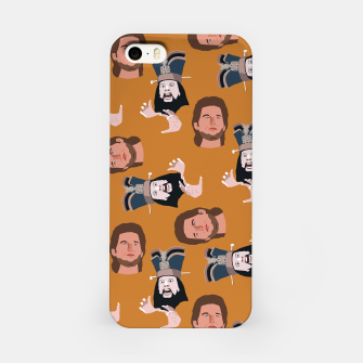 Thumbnail image of Trouble in Little China iPhone Case, Live Heroes