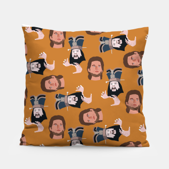 Thumbnail image of Trouble in Little China Pillow, Live Heroes