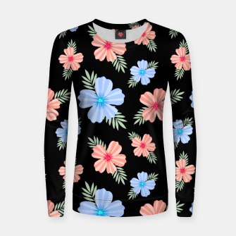 Flora Dark Women sweater Bild der Miniatur