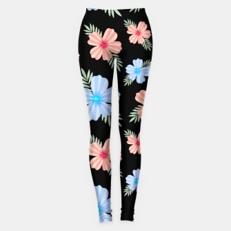 Flora Dark Leggings thumbnail image