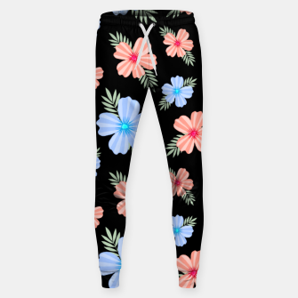 Flora Dark Sweatpants thumbnail image