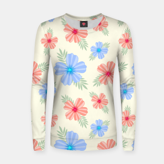 Miniatur Flora Light Women sweater, Live Heroes