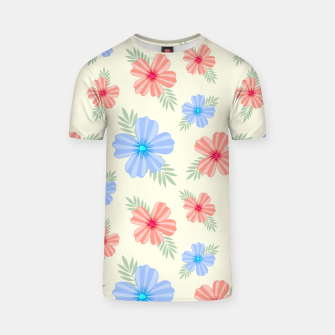 Flora Light T-shirt Bild der Miniatur