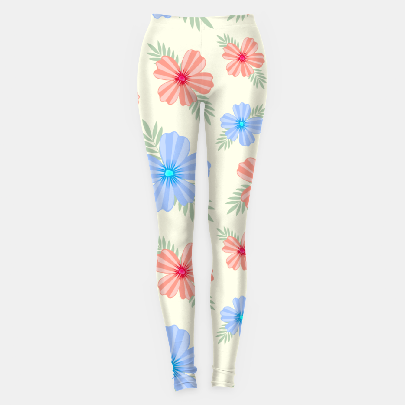 Foto Flora Light Leggings - Live Heroes