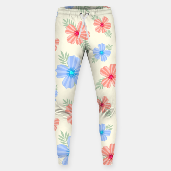 Miniatur Flora Light Sweatpants, Live Heroes