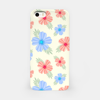 Miniatur Flora Light iPhone Case, Live Heroes