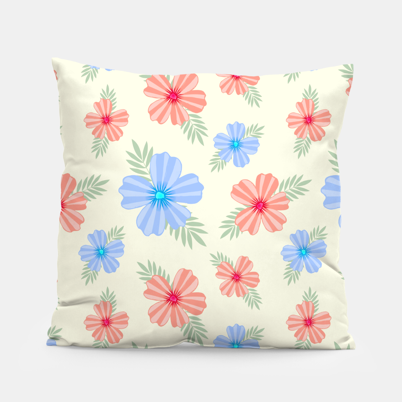 Foto Flora Light Pillow - Live Heroes