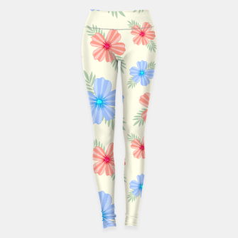 Miniatur Flora Light Leggings, Live Heroes