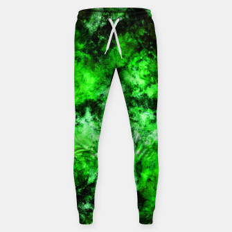 Thumbnail image of Green burst Sweatpants, Live Heroes