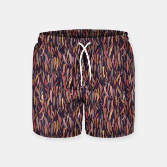 Thumbnail image of Mysterious Eucalyptus Forest Swim Shorts, Live Heroes
