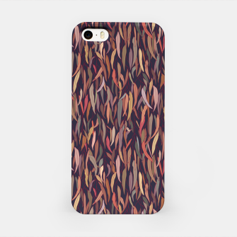Miniatur Mysterious Eucalyptus Forest iPhone Case, Live Heroes